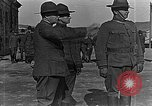 Image of Colonel Henry D. Styer Vladivostok Russia, 1918, second 45 stock footage video 65675053023