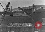 Image of US soldiers protect commodities sea port Vladivostok Russia, 1918, second 15 stock footage video 65675053025