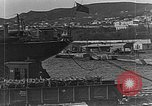Image of US soldiers protect commodities sea port Vladivostok Russia, 1918, second 20 stock footage video 65675053025
