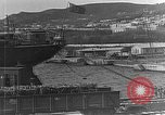 Image of US soldiers protect commodities sea port Vladivostok Russia, 1918, second 22 stock footage video 65675053025
