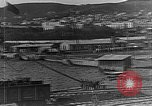 Image of US soldiers protect commodities sea port Vladivostok Russia, 1918, second 24 stock footage video 65675053025