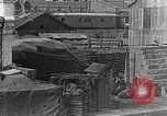 Image of US soldiers protect commodities sea port Vladivostok Russia, 1918, second 37 stock footage video 65675053025