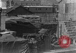 Image of US soldiers protect commodities sea port Vladivostok Russia, 1918, second 39 stock footage video 65675053025