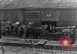 Image of US soldiers protect commodities sea port Vladivostok Russia, 1918, second 58 stock footage video 65675053025