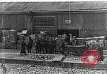 Image of US soldiers protect commodities sea port Vladivostok Russia, 1918, second 60 stock footage video 65675053025