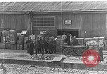 Image of US soldiers protect commodities sea port Vladivostok Russia, 1918, second 61 stock footage video 65675053025