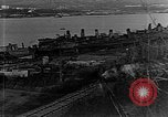 Image of Wrecked  Russian warships Vladivostok Russia, 1919, second 8 stock footage video 65675053026