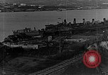 Image of Wrecked  Russian warships Vladivostok Russia, 1919, second 10 stock footage video 65675053026