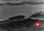 Image of Wrecked  Russian warships Vladivostok Russia, 1919, second 17 stock footage video 65675053026