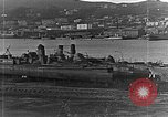 Image of Wrecked  Russian warships Vladivostok Russia, 1919, second 21 stock footage video 65675053026