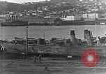 Image of Wrecked  Russian warships Vladivostok Russia, 1919, second 29 stock footage video 65675053026