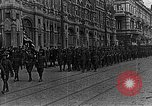 Image of General William S Graves Vladivostok Russia, 1918, second 36 stock footage video 65675053029
