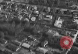Image of shoreline and buildings Archangel Russia, 1918, second 50 stock footage video 65675053030