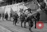 Image of 339th Infantry Regiment Archangel Russia, 1918, second 58 stock footage video 65675053034