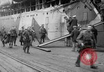 Image of 339th Infantry Regiment Archangel Russia, 1918, second 60 stock footage video 65675053034