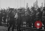 Image of 339th Infantry Archangel Russia, 1918, second 37 stock footage video 65675053043