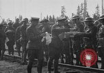 Image of 339th Infantry Archangel Russia, 1918, second 39 stock footage video 65675053043