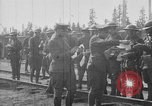 Image of 339th Infantry Archangel Russia, 1918, second 41 stock footage video 65675053043