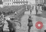 Image of American 339th Infantry Regiment Archangel Russia, 1918, second 2 stock footage video 65675053045