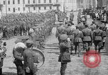 Image of American 339th Infantry Regiment Archangel Russia, 1918, second 30 stock footage video 65675053045