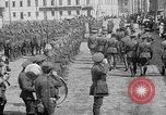 Image of American 339th Infantry Regiment Archangel Russia, 1918, second 34 stock footage video 65675053045