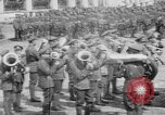 Image of American 339th Infantry Regiment Archangel Russia, 1918, second 45 stock footage video 65675053045