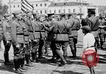 Image of American 339th Infantry Regiment Archangel Russia, 1918, second 60 stock footage video 65675053045