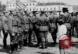 Image of American 339th Infantry Regiment Archangel Russia, 1918, second 61 stock footage video 65675053045
