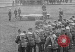 Image of 339th Infantry of American Expedition Forces Archangel Russia, 1919, second 25 stock footage video 65675053047