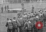 Image of 339th Infantry of American Expedition Forces Archangel Russia, 1919, second 26 stock footage video 65675053047