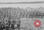Image of 339th Infantry of American Expedition Forces Archangel Russia, 1919, second 47 stock footage video 65675053047