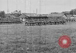 Image of 339th Infantry of American Expedition Forces Archangel Russia, 1919, second 49 stock footage video 65675053047
