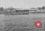 Image of 339th Infantry of American Expedition Forces Archangel Russia, 1919, second 52 stock footage video 65675053047
