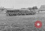 Image of 339th Infantry of American Expedition Forces Archangel Russia, 1919, second 61 stock footage video 65675053047