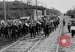 Image of 339th Infantry of American Expedition Forces Archangel Russia, 1919, second 2 stock footage video 65675053048
