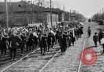 Image of 339th Infantry of American Expedition Forces Archangel Russia, 1919, second 3 stock footage video 65675053048