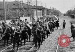 Image of 339th Infantry of American Expedition Forces Archangel Russia, 1919, second 7 stock footage video 65675053048