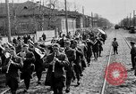 Image of 339th Infantry of American Expedition Forces Archangel Russia, 1919, second 9 stock footage video 65675053048