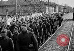 Image of 339th Infantry of American Expedition Forces Archangel Russia, 1919, second 38 stock footage video 65675053048