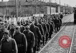 Image of 339th Infantry of American Expedition Forces Archangel Russia, 1919, second 43 stock footage video 65675053048