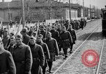 Image of 339th Infantry of American Expedition Forces Archangel Russia, 1919, second 48 stock footage video 65675053048