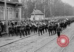 Image of 339th Infantry of American Expedition Forces Archangel Russia, 1919, second 56 stock footage video 65675053048
