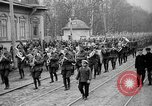 Image of 339th Infantry of American Expedition Forces Archangel Russia, 1919, second 60 stock footage video 65675053048