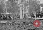 Image of American 339th Infantry Regiment Archangel Russia, 1918, second 4 stock footage video 65675053049