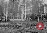 Image of American 339th Infantry Regiment Archangel Russia, 1918, second 6 stock footage video 65675053049