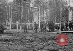 Image of American 339th Infantry Regiment Archangel Russia, 1918, second 7 stock footage video 65675053049