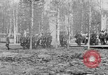 Image of American 339th Infantry Regiment Archangel Russia, 1918, second 9 stock footage video 65675053049