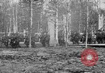 Image of American 339th Infantry Regiment Archangel Russia, 1918, second 10 stock footage video 65675053049