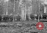 Image of American 339th Infantry Regiment Archangel Russia, 1918, second 11 stock footage video 65675053049