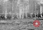 Image of American 339th Infantry Regiment Archangel Russia, 1918, second 15 stock footage video 65675053049
